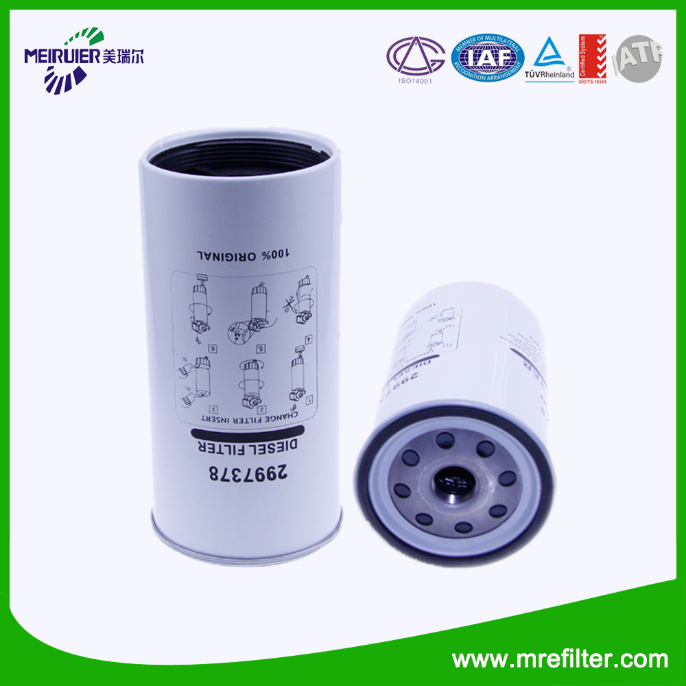 China Truck Engine Fuel Filter 2997378 for Mercedes-Benz - China Fuel Filter,  Mercedes-Benz Truck