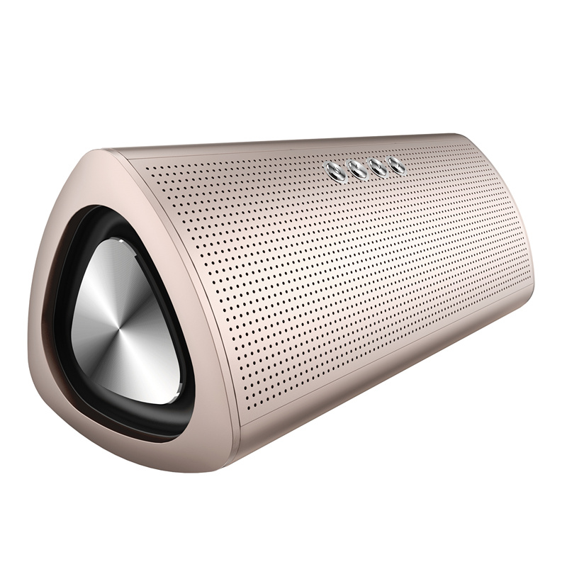 New Multimedia Aluminium Mini Portable Bluetooth Wireless Speaker pictures & photos