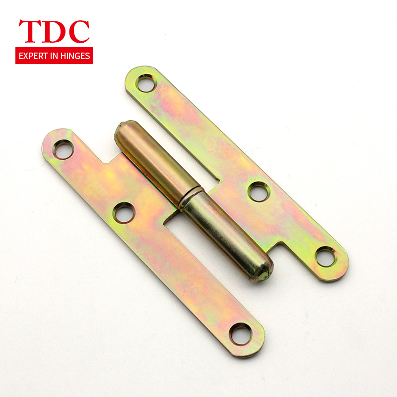 China Hot Ing 304 Stainless Steel L Shape Lift Off Door Hinge H