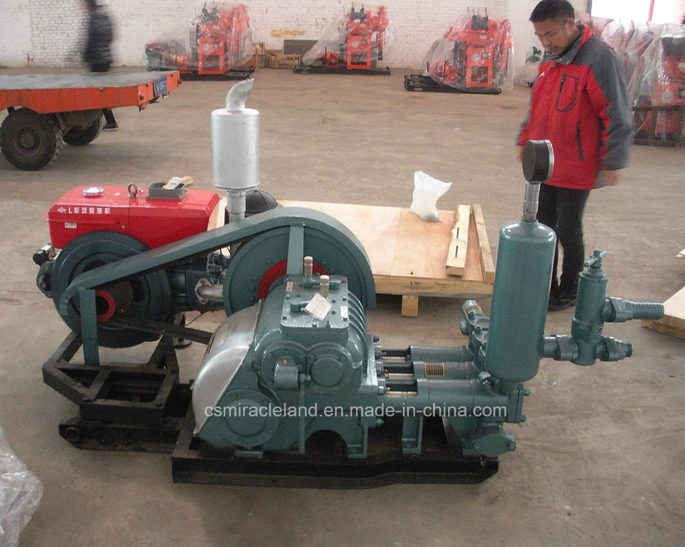 Horizontal Triplex Piston Mud Pump (BW-250) pictures & photos