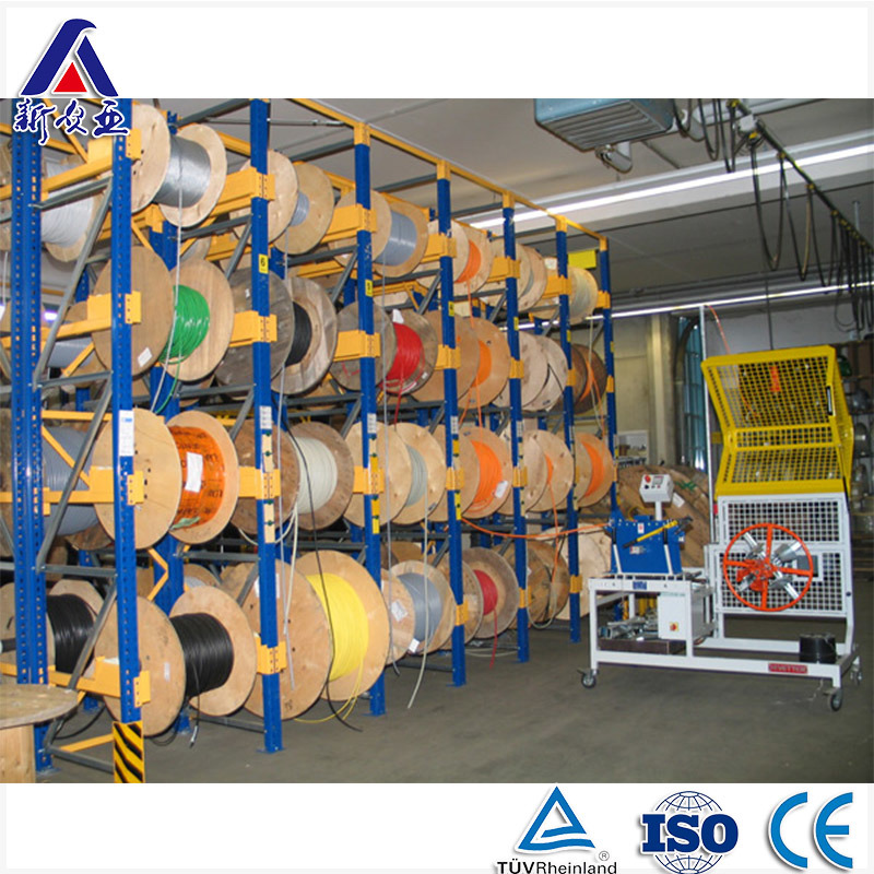 China Manufacturer Heavy Duty Warehouse Cable Rack