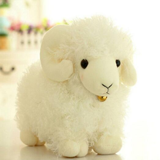 Lovely Stuffed Animal Simulation Sheep Kids Doll pictures & photos