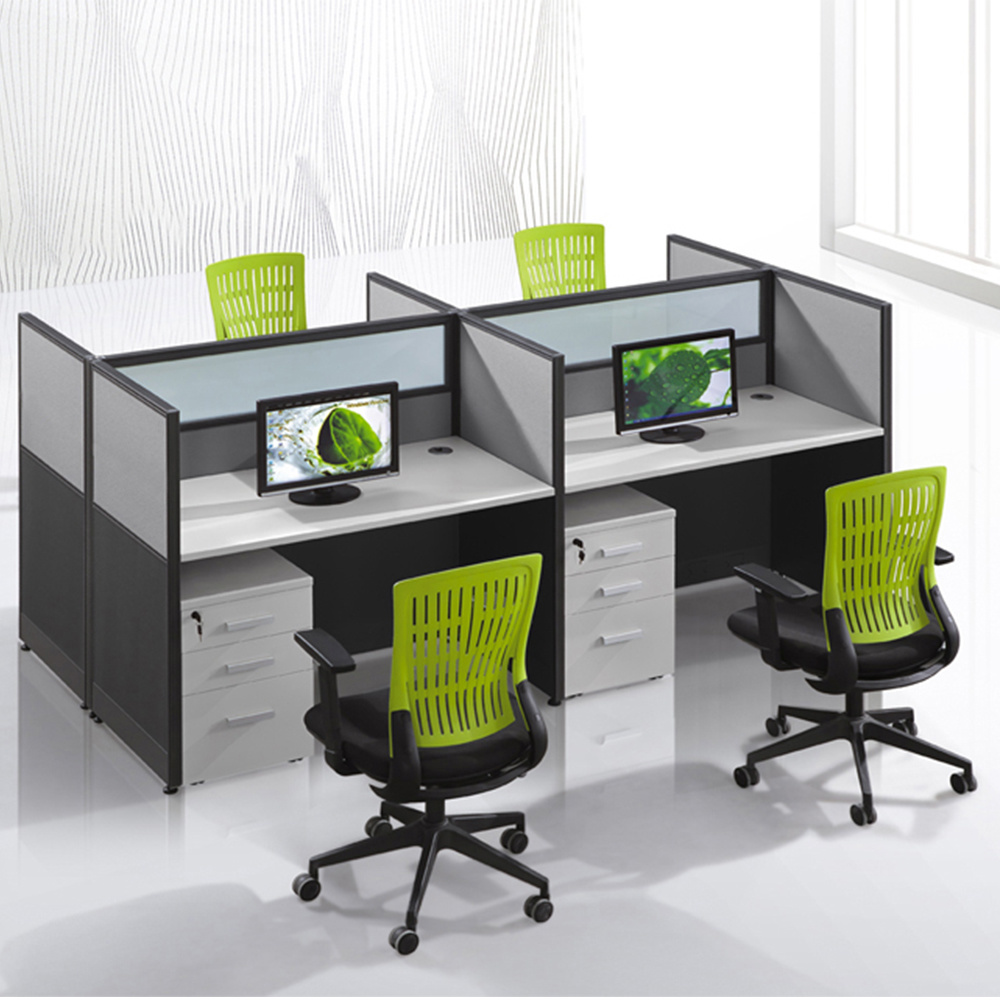 [Hot Item] Top Selling Staff Office Table 36 Seat Office Workstation Cubicle