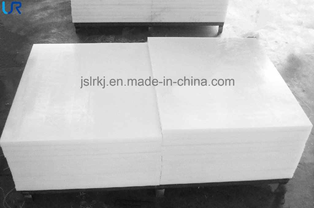Ly-PU UHMW PE Ud Fabric Ballistic Material for Bulletproof Vest and Armor Plate pictures & photos