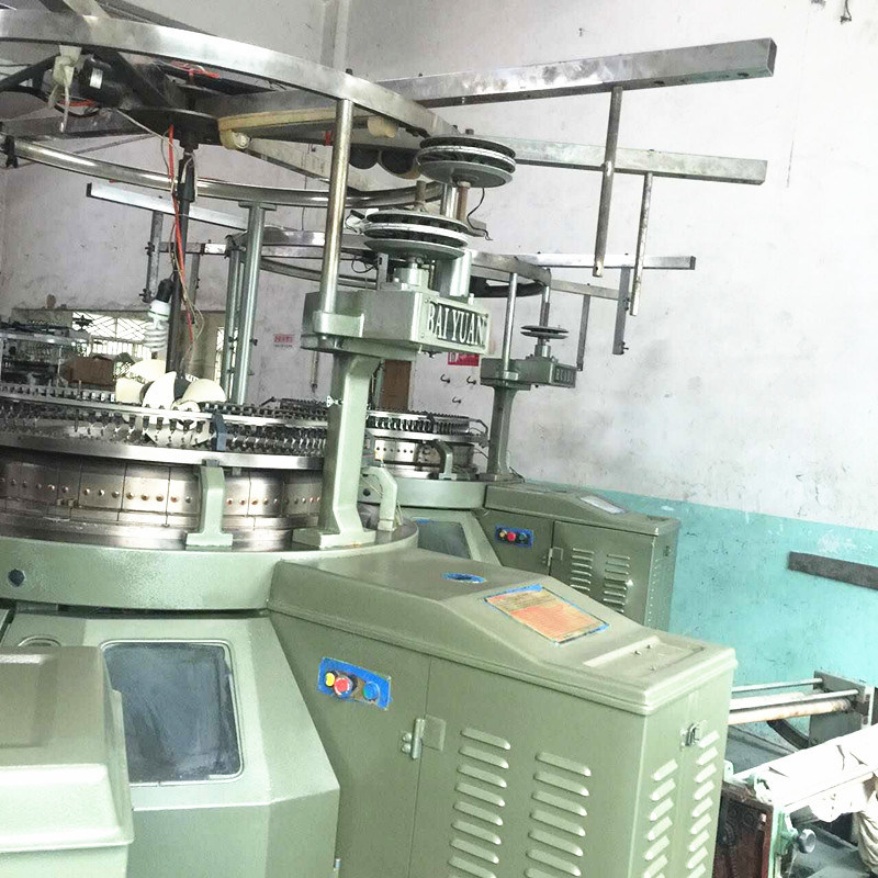 China 34 Inch Second Hand Baiyuan Knitting Machine On Sale Photos