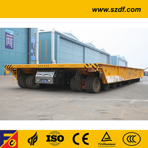 Shipyard Trailer /Shipyard Transporter (DCY500) pictures & photos