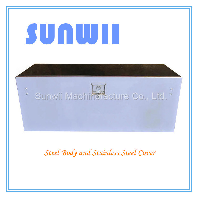 Stainless Steel/Aluminum Truck Tool Box, Truck Parts