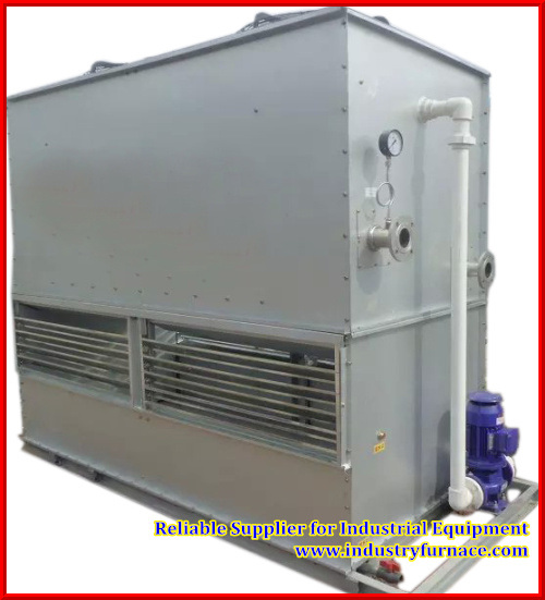 Closed Water Cooling Tower for Induction Heating Machine