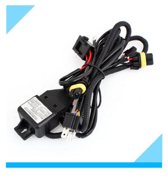 [Hot Item] High Quality Car Vehicle HID Xenon Headlight Bulb 35W Wiring on