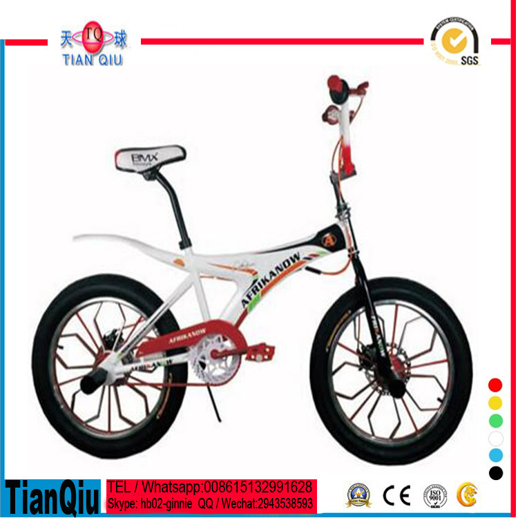 20 Inch Steel Frame Freestyle 20*3.0 Tire Bicycle/BMX Bicycle/Mini Bike pictures & photos