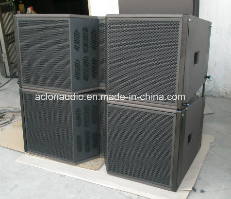 "Aclon Dual 15"" High-End 3-Way Line Array Sound System (VT215) pictures & photos"