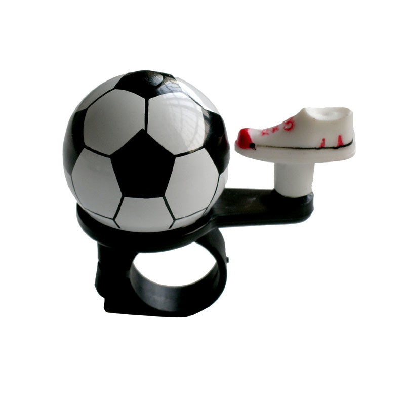 Soccer Shape Promotion Aluminium Bicycle Bell