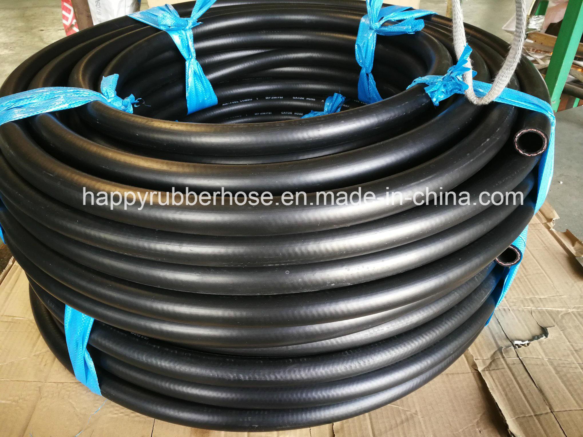 China High Pressure Flex Single Wire Braid Air Hose - China One Wire ...