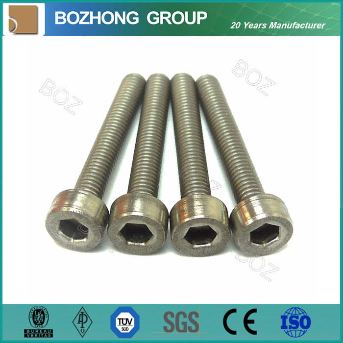 [Hot Item] Factory Supply Good Quality 4-40 Titanium Screws with Low Price