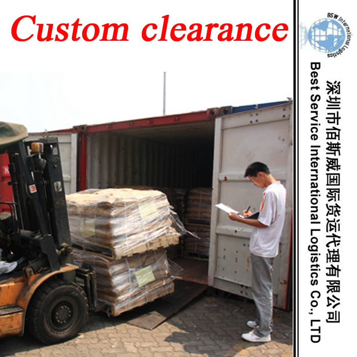 Logistics Service Custom Clearance Agent & Double Custom Clearance - Custom Broker pictures & photos