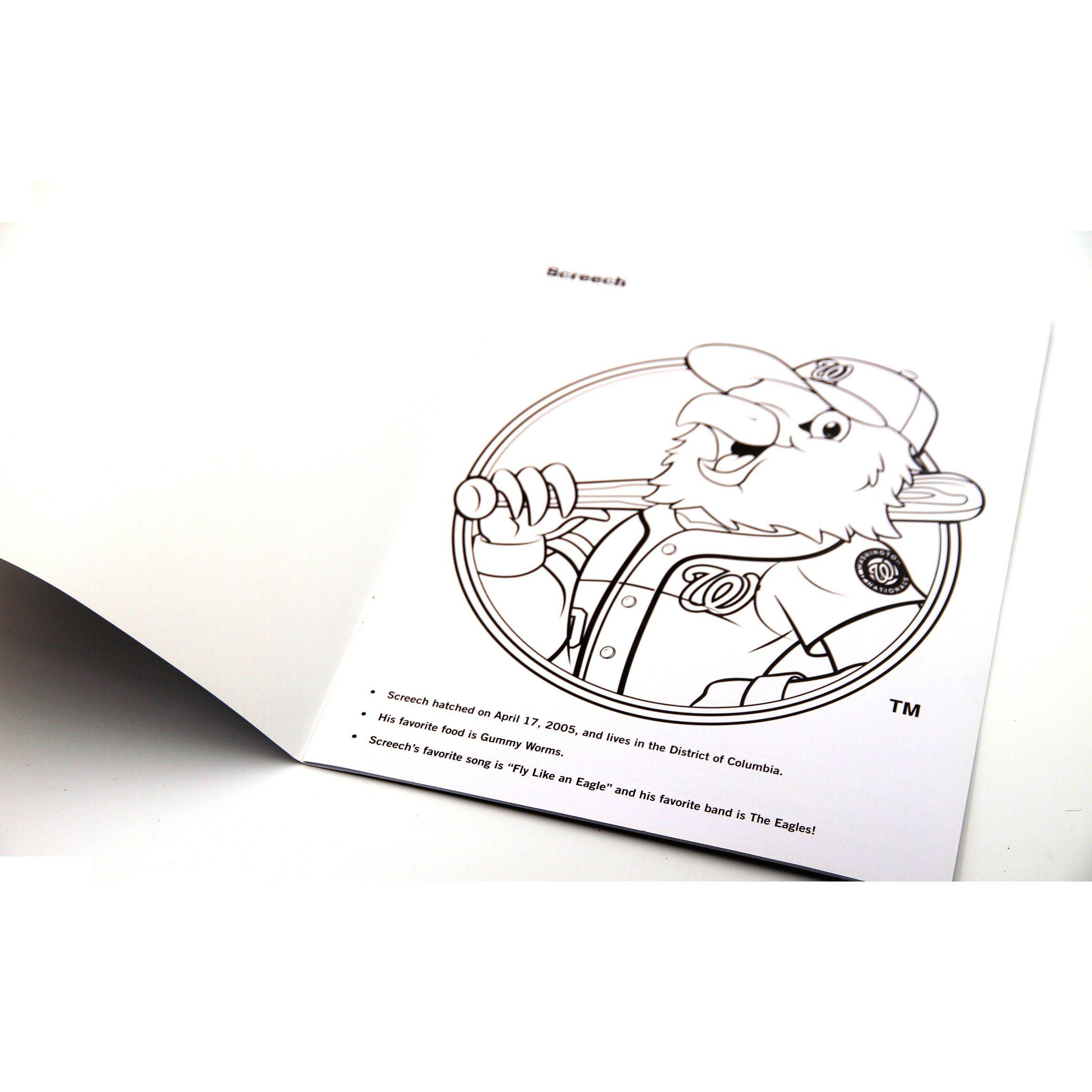 - China Factory Direct OEM Custom Coloring Book Printing Photos
