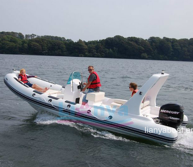 [Hot Item] Liya 10persons Rib Boats for Sale Rib Hypalon Inflatable Boat