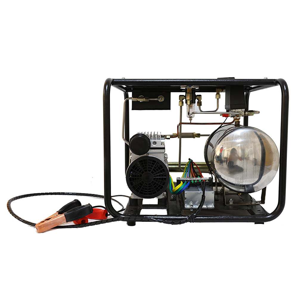 [Hot Item] Oil-Free Hookah Dive System Third Lung Serface Vacuum Pump for  Snorkeling Scu80