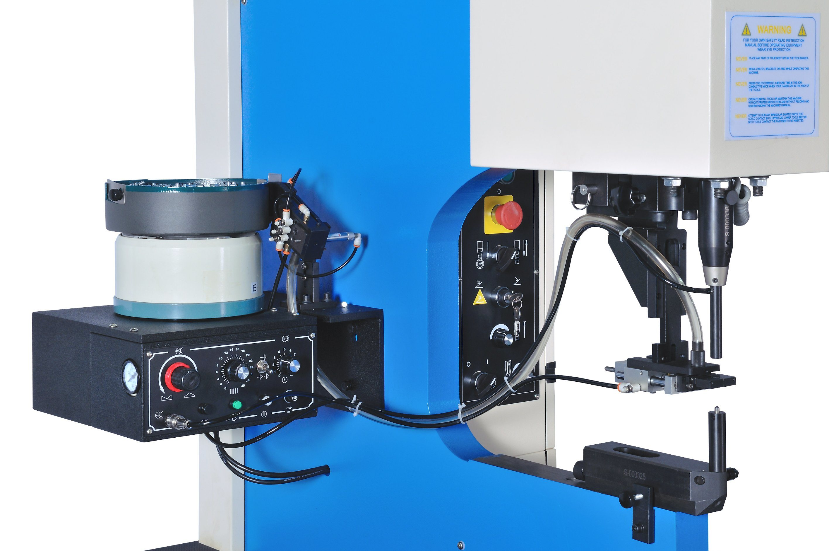 Fastener Insertion Press with Hydraulic (618model, similiar with Haeger′s  machine)