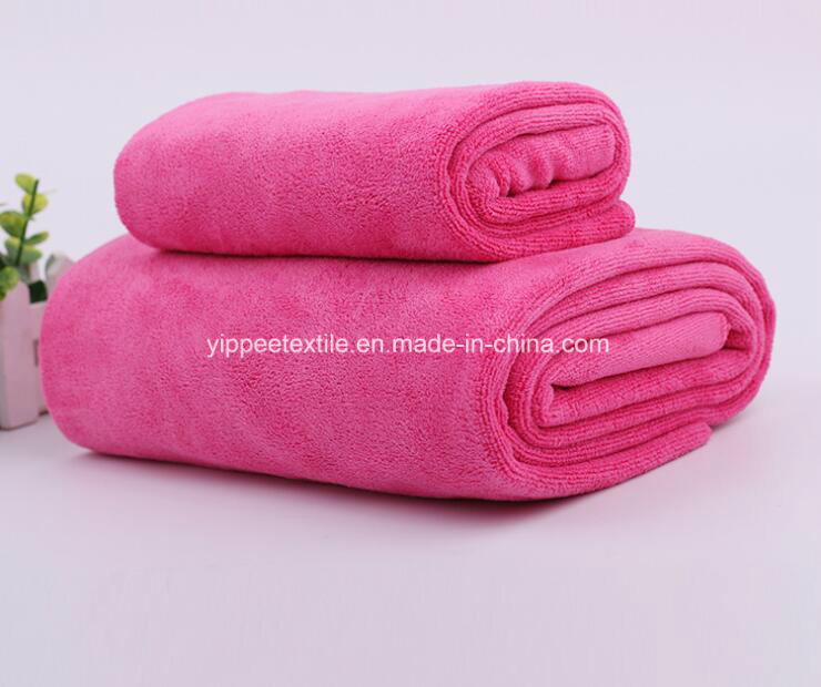 Quick Drying Microfiber Towel, Car Cleaning Towel, Kitchen Towel, Dish Towel pictures & photos