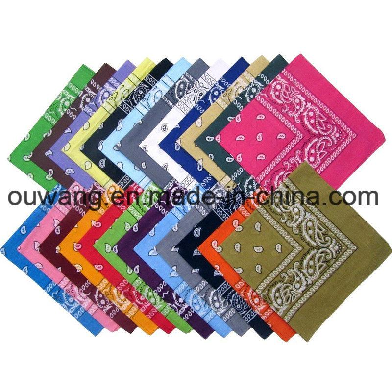China Fashion Promotional Head Wrap Multi-Purpose Custom