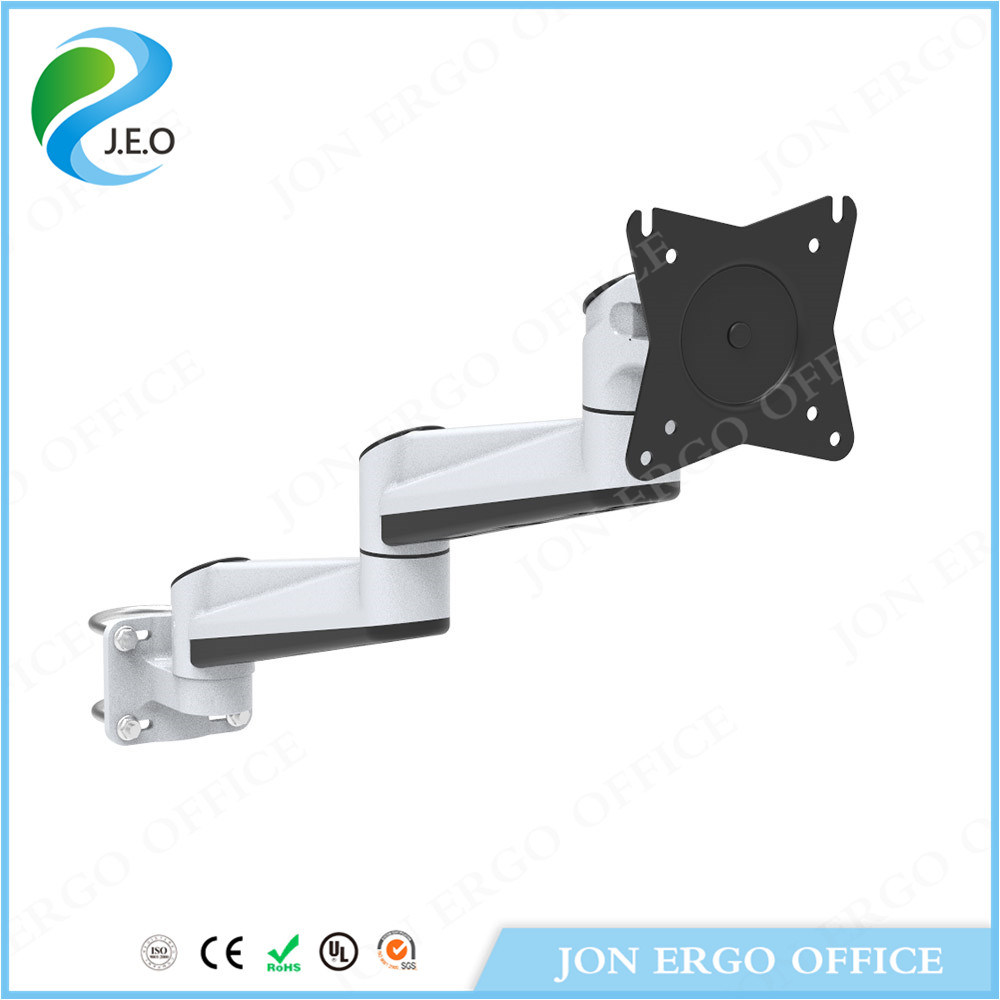 China Extended Height Adjustable Pipe Clamp Monitor Bracket