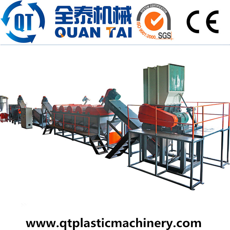 Agricultural Film Recycling and Washing Machine