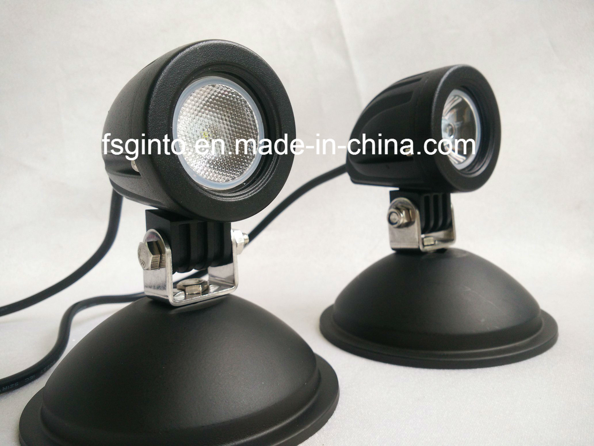 10W Spot/Flood LED Driving Work Light Motorcycle Parts pictures & photos