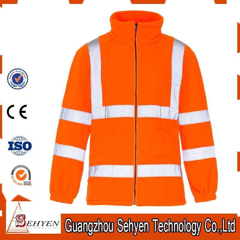 China Fashionable High Visibility Waterproof Breathable Men′s Reflective  Safety Rain Jacket - China Reflective Safety Jacket 1aeef27f320