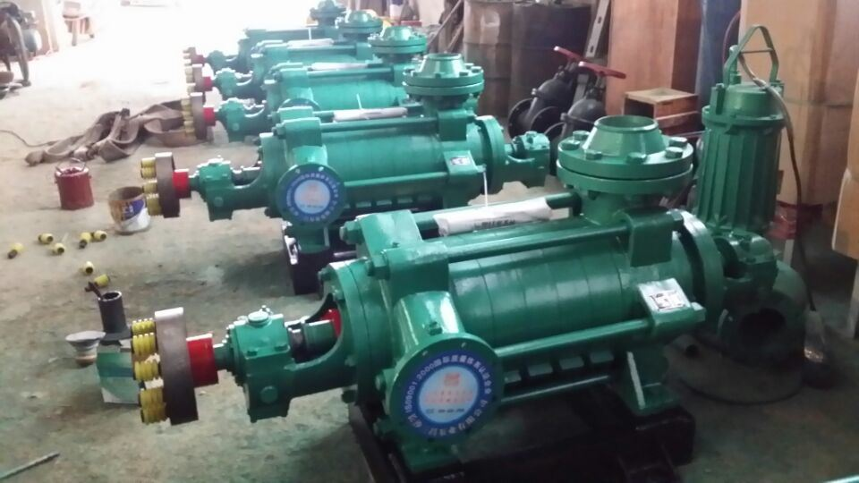High Pressure Paper Industrial Processing Self -Priming Pump pictures & photos