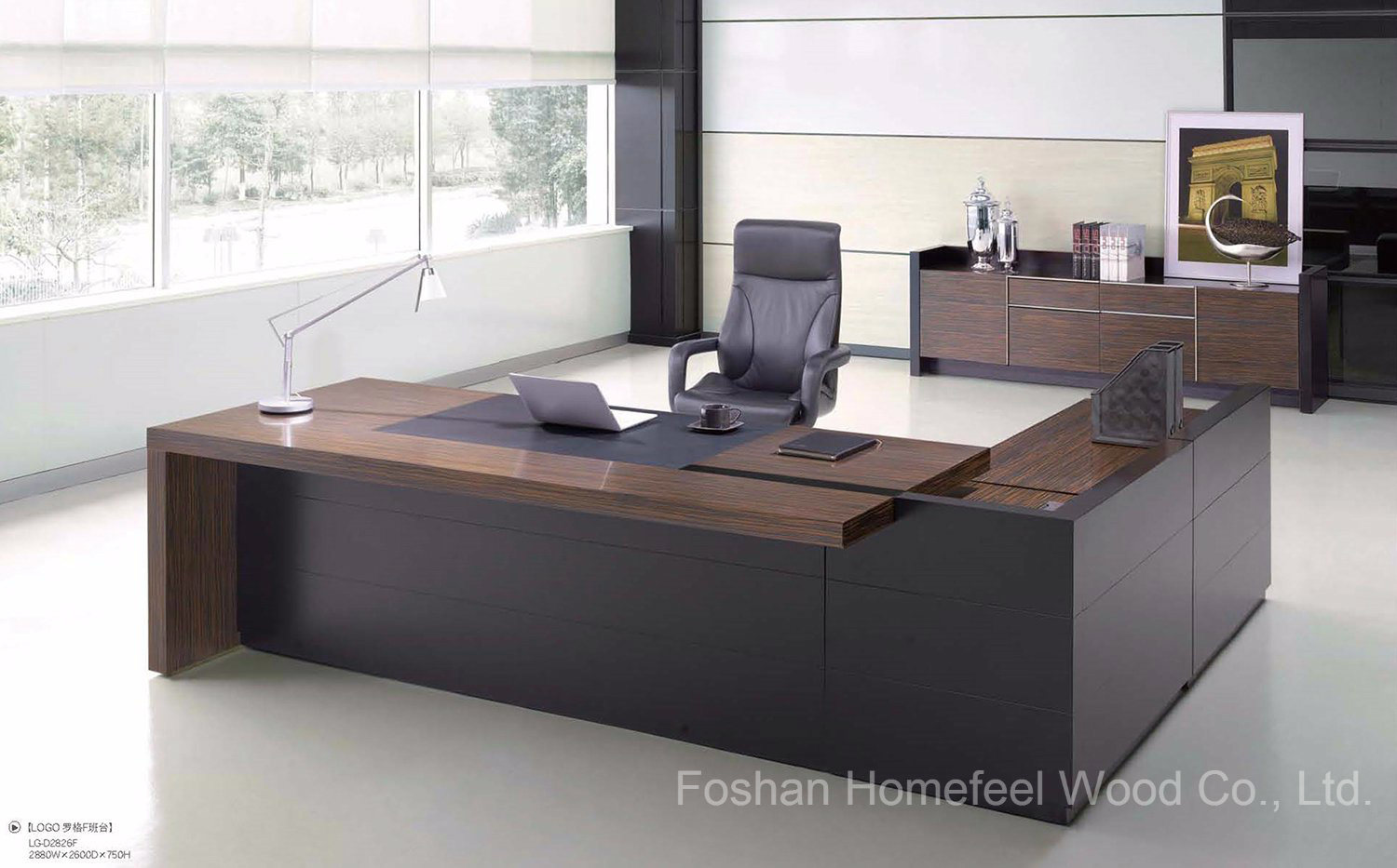 wooden office desks. Modern Wooden Office Furniture Desk For Sale, Executive CEO Table (HF-MBHD3926) Desks I
