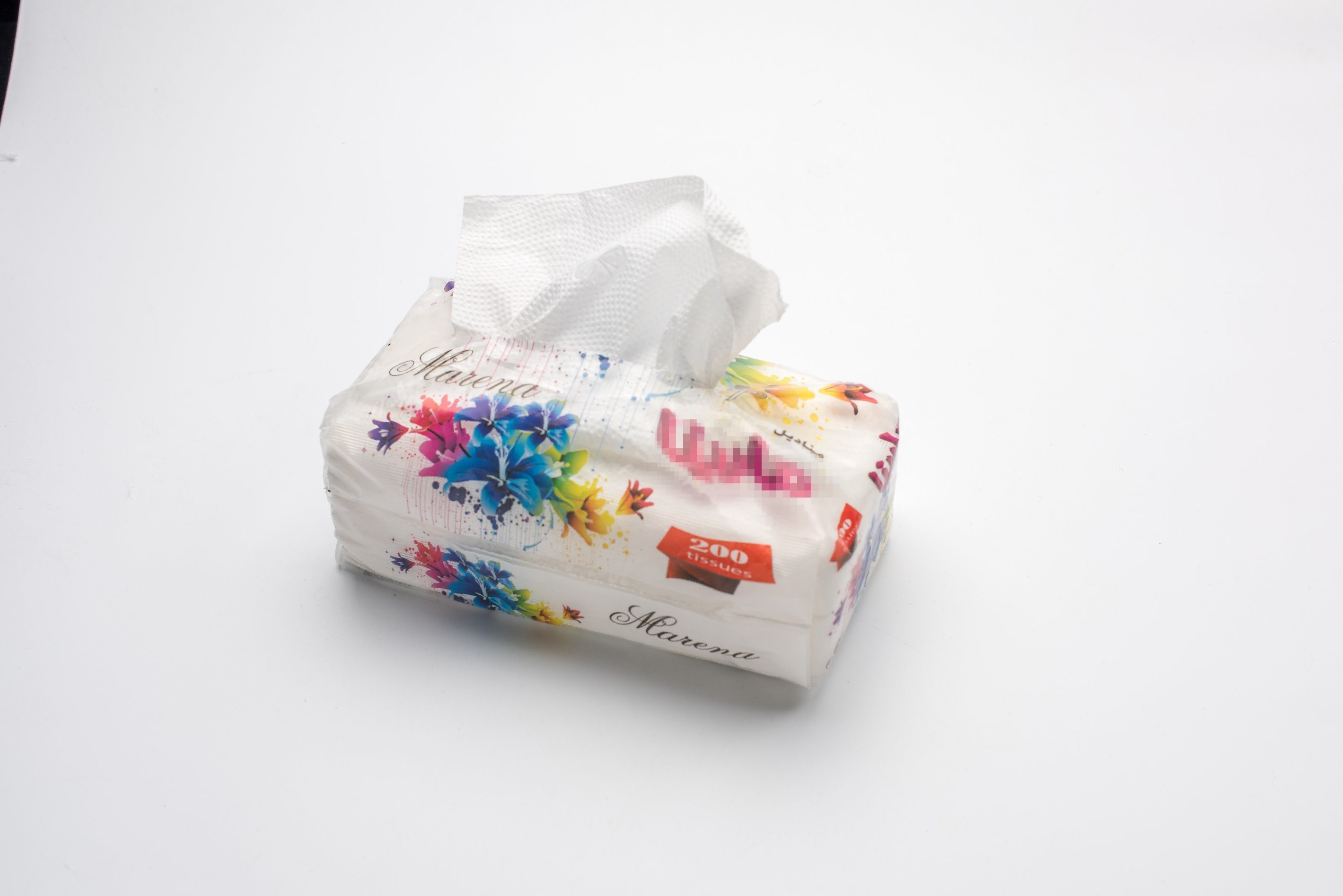 Think, that facial tissue pack