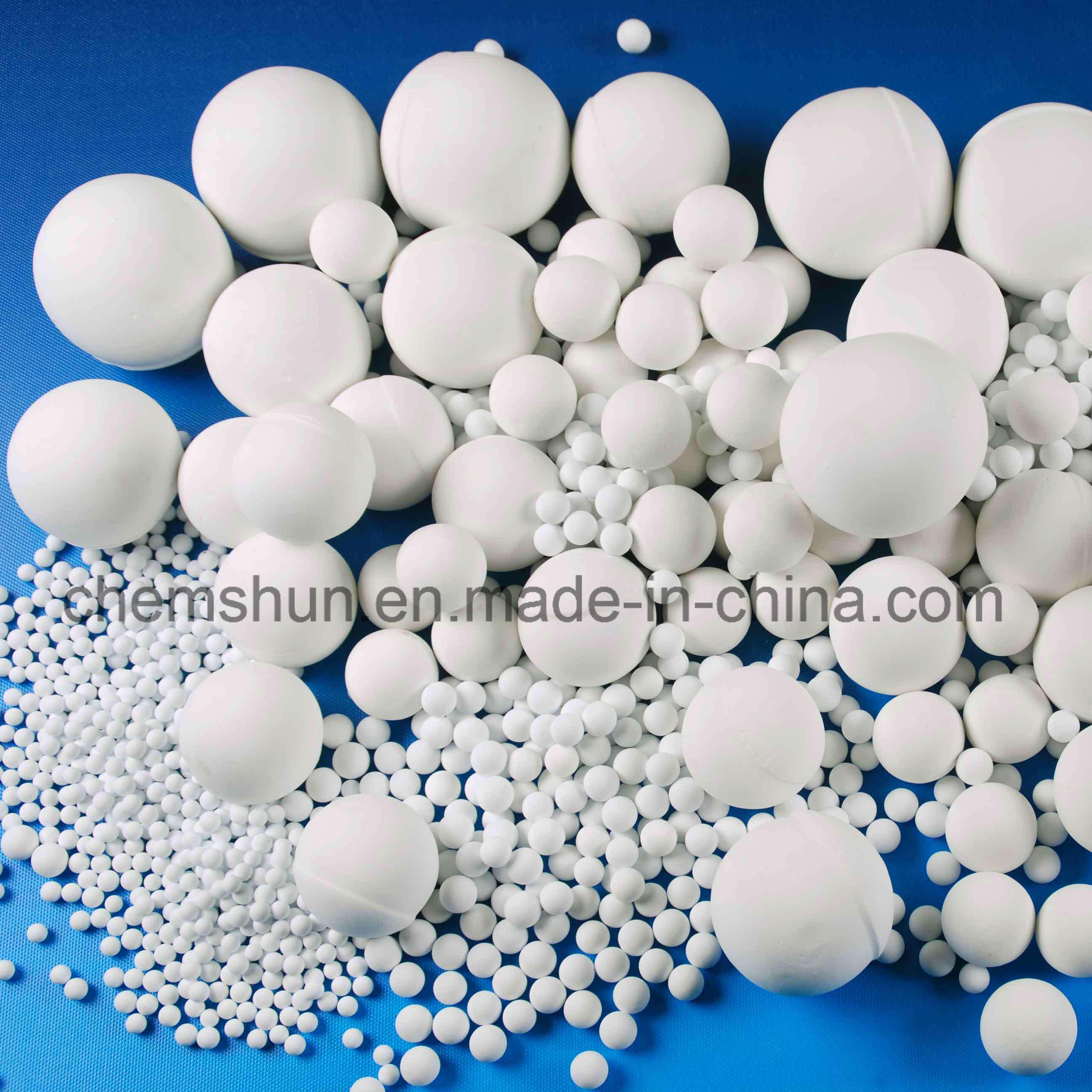 China 95 Alumina Ceramic Ball For Wet Grinding Amp Dry