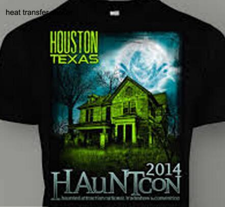 a01c5983 Custom plastisol magic style heat transfer printing sticker for t shirts