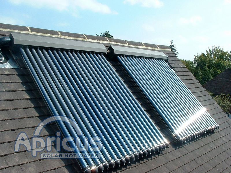 Apricus High Efficiency Solar Water Heater