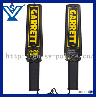 [Hot Item] Garrett Metal Detector for Security Check (SYTCQ-07)