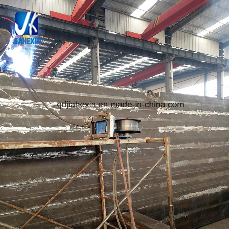 China Custom Welding Fabrication H Beam Frame Platform Photos ...