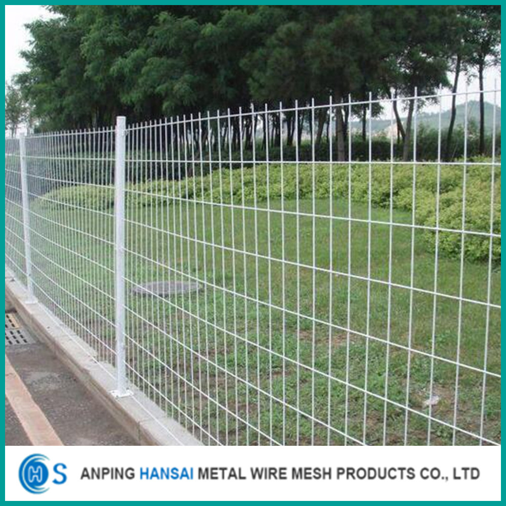 China Hot Selling High Quality 3D Curved Wire Mesh Fence - China ...