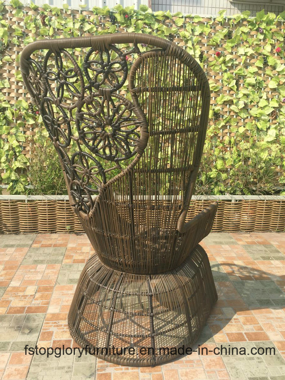 China Hot Sale PE Rattan Wicker Chair Outdoor Furniture Photos ...