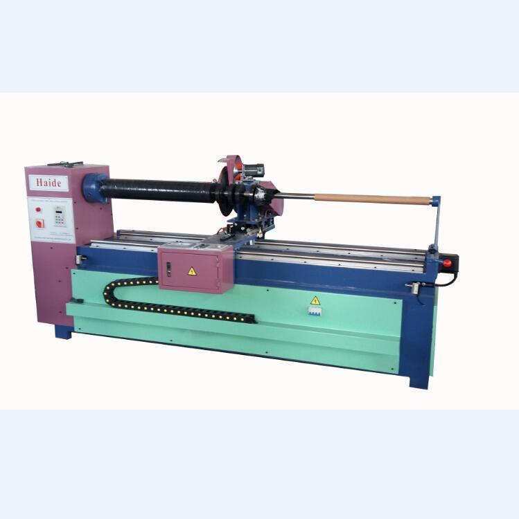 China Automatic Bias Binding Fabric Roll Cutting Machine