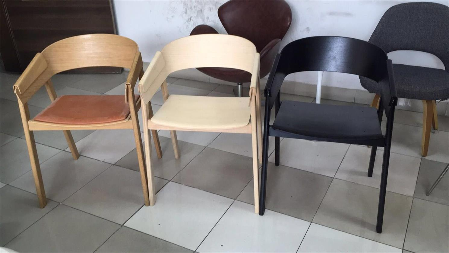 China New Style Bent Plywood Muuto Cover Dining Chair   China Muuto Cover  Chair, Dining Chair