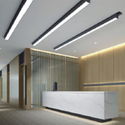 3 Years Warranty Ceiling Mounted LED Linear Light Interior Office Light