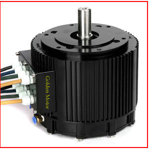 China 48V 10kw BLDC Motor, Water Cooled - China Electric Motorcycle on