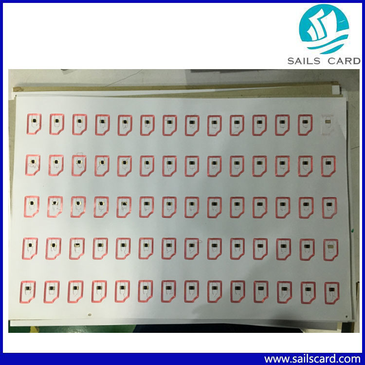 RFID Inlay for Contactless Smart Card Making pictures & photos