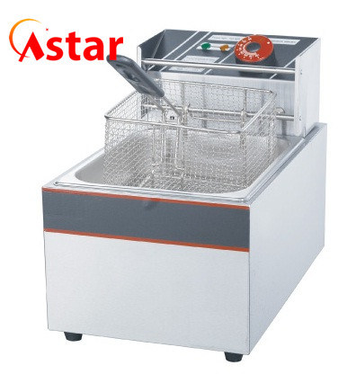 China Astar Electric Table Top Deep Fryer for Sale Single Tank ...