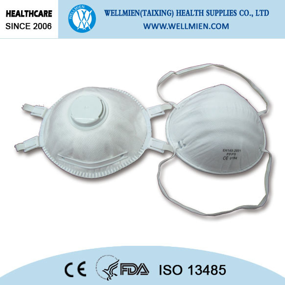 Disposable Ffp1/Ffp2/Ffp3 Cap Mask pictures & photos