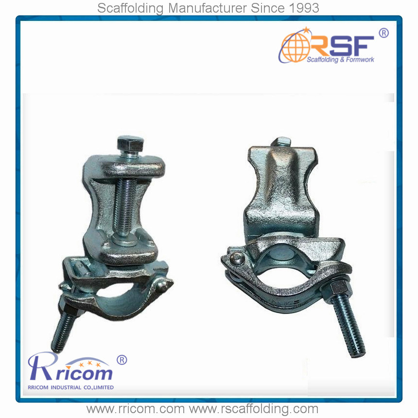 Drop Forged Galvanized Scaffold Rigid Beam Clamps pictures & photos