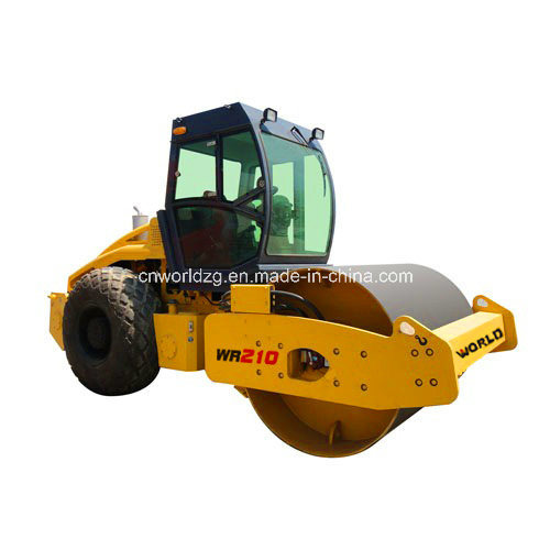 Single Drum Vibratory Road Roller (WR214) pictures & photos