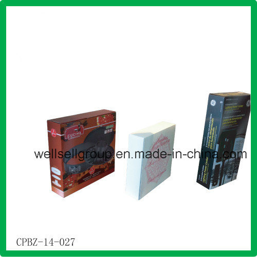 Paper Gift Packaging Boxes (CPBZ-14-0027)