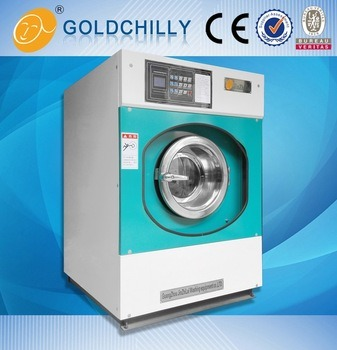 Multi Function Commerical Washer Extractor And Dryer For Laundry